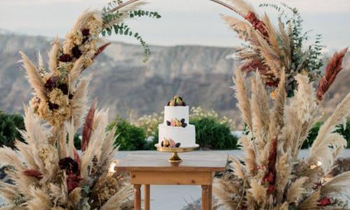 秋冬WEDDINGには欠かせない『パンパスグラス』